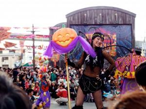 USJ ハロウィン・パレード